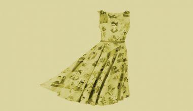 Vestido de Frida Kalo
